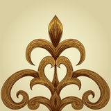 Gothic Design Element Royalty Free Stock Photography