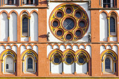 Gothic dome in Limburg, Germany Stock Photos