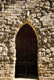 Gothic door Stock Photos