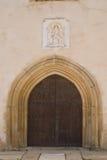 Gothic door Royalty Free Stock Photos