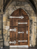 Gothic  doorway Royalty Free Stock Photo