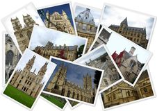 Gothic England Royalty Free Stock Images