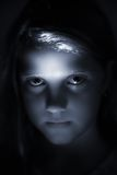 Gothic face Royalty Free Stock Photo
