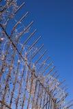 Gothic fence-02 Royalty Free Stock Image