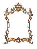 Gothic frame Stock Photo