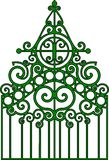 Gothic gate Royalty Free Stock Image