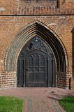 Gothic gate Stock Photos