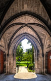 Gothic Gate Royalty Free Stock Photos