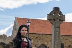 Gothic Girl Royalty Free Stock Photo