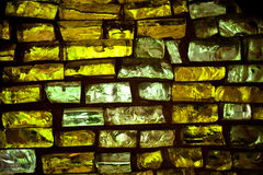 Gothic glass wall Royalty Free Stock Photos
