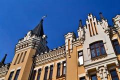 Gothic house Stock Image