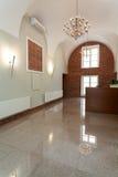 Gothic interior Stock Photo