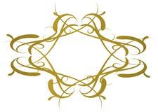 Gothic logo Stock Photo