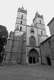 Gothic monastery Royalty Free Stock Photo
