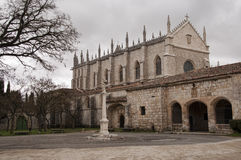 Gothic monastery Royalty Free Stock Photography