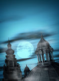 Gothic Night Stock Photography