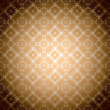 Gothic orange wallpaper Royalty Free Stock Photography