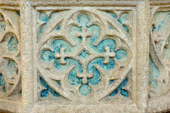 Gothic ornament Royalty Free Stock Image