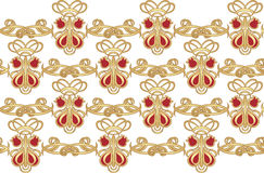 Gothic ornament. Pattern Stock Photos