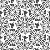 Gothic ornament Royalty Free Stock Images