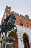Gothic Palace. Piacenza. Emilia-Romagna. Italy. Stock Photo