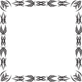 Gothic pattern Stock Images