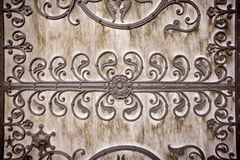 Gothic pattern Royalty Free Stock Image