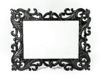 Gothic picture frame Stock Photos