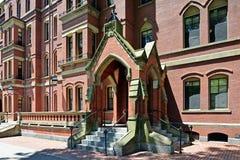 Gothic Porch Stock Image