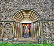 Gothic portal Royalty Free Stock Images