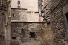 Gothic Quarter, Barcelona Stock Photos