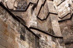 Gothic Quarter, Barcelona Royalty Free Stock Photo