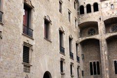 Gothic Quarter, Barcelona Stock Images