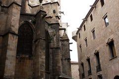 Gothic Quarter, Barcelona Stock Photography