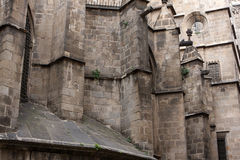 Gothic Quarter, Barcelona Stock Photography
