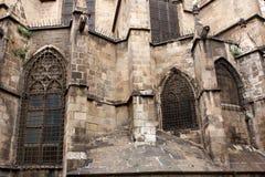 Gothic Quarter, Barcelona Stock Photo