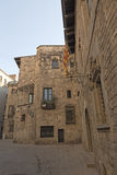 Gothic Quarter of Barcelona Royalty Free Stock Image