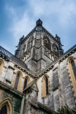 Gothic Revival Cathedral Stock Photo