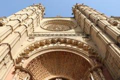 Cathedral of Santa Maria of Palma Royalty Free Stock Photography