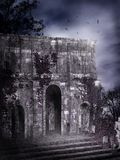 Gothic ruins 3 Royalty Free Stock Photo