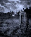 Gothic scenery 29. Gothic background for personal or commercial use Royalty Free Stock Images