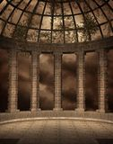 Gothic scenery 34. Gothic background for personal or commercial use Royalty Free Stock Image