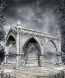 Gothic scenery 65 Royalty Free Stock Images