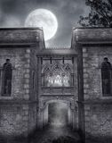 Gothic scenery 75 Royalty Free Stock Photography