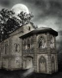 Gothic scenery 76 Royalty Free Stock Photo