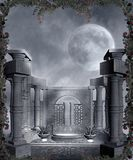Gothic scenery 78 Royalty Free Stock Image