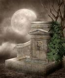 Gothic scenery 87 Royalty Free Stock Image