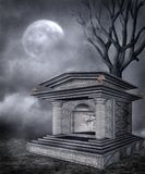 Gothic scenery 88 Royalty Free Stock Photo