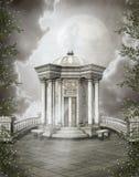 Gothic scenery 95 Stock Image