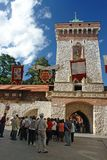 Gothic St Florian S Gate Stock Images